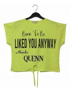 Girls Queen T-Shirt